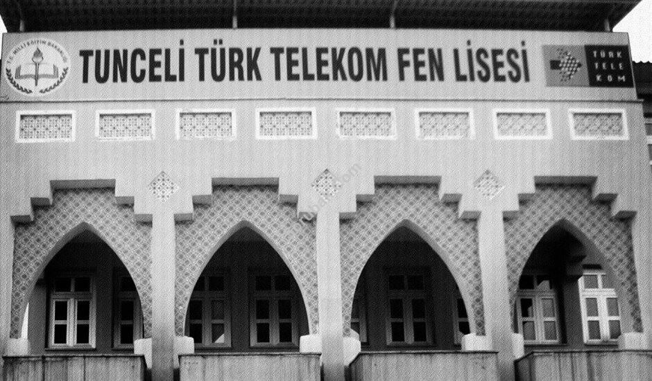 Tunceli Türk Telekom Fen Lisesi