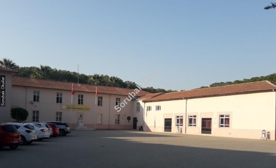 Saruhanlı Anadolu Lisesi