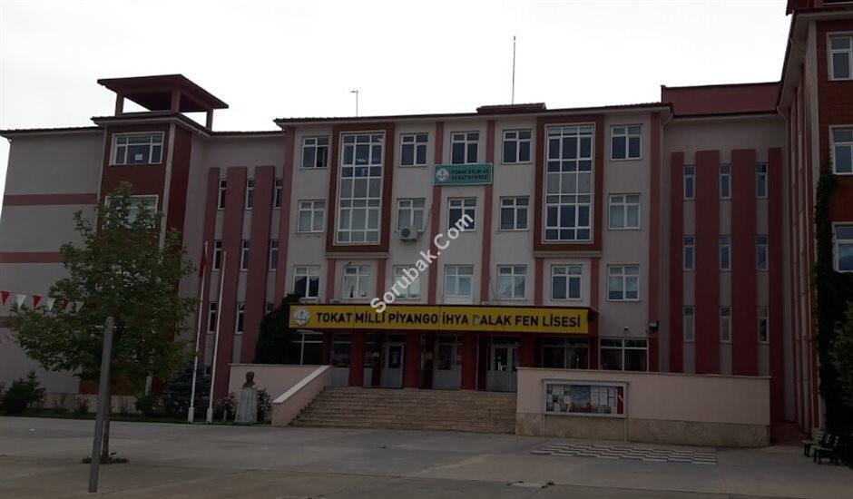 Tokat Milli Piyango İhya Bala