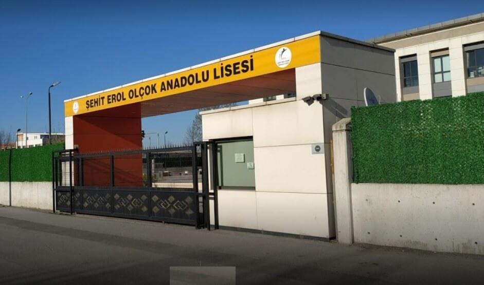 Serdivan Şehit Erol Olçok Anadolu Lisesi