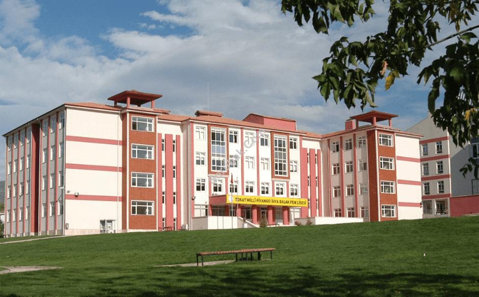 Tokat Milli Piyango İhya Balak Fen Lisesi
