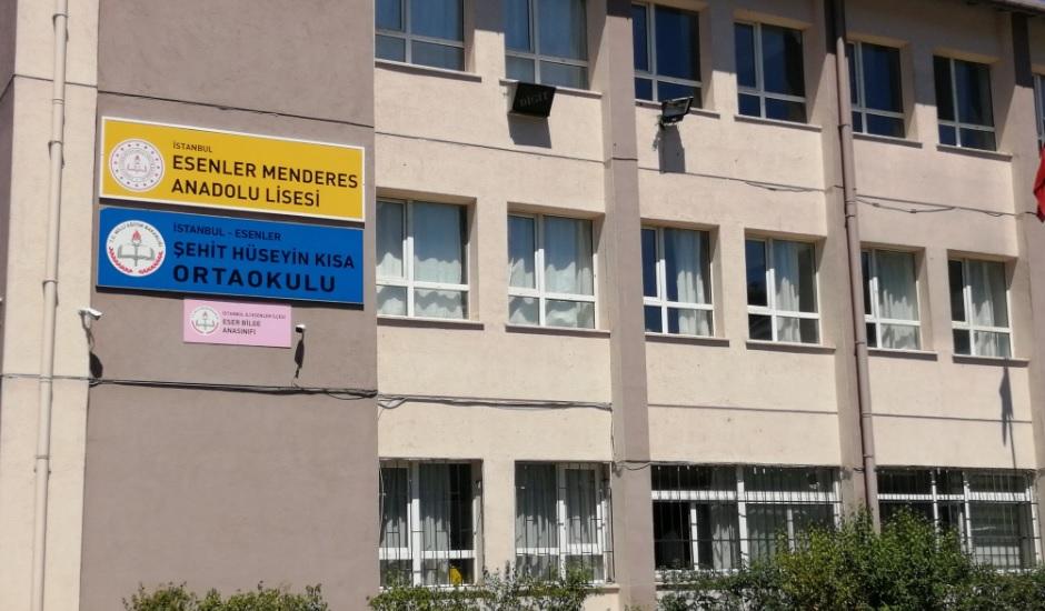 Esenler Menderes Anadolu Lisesi