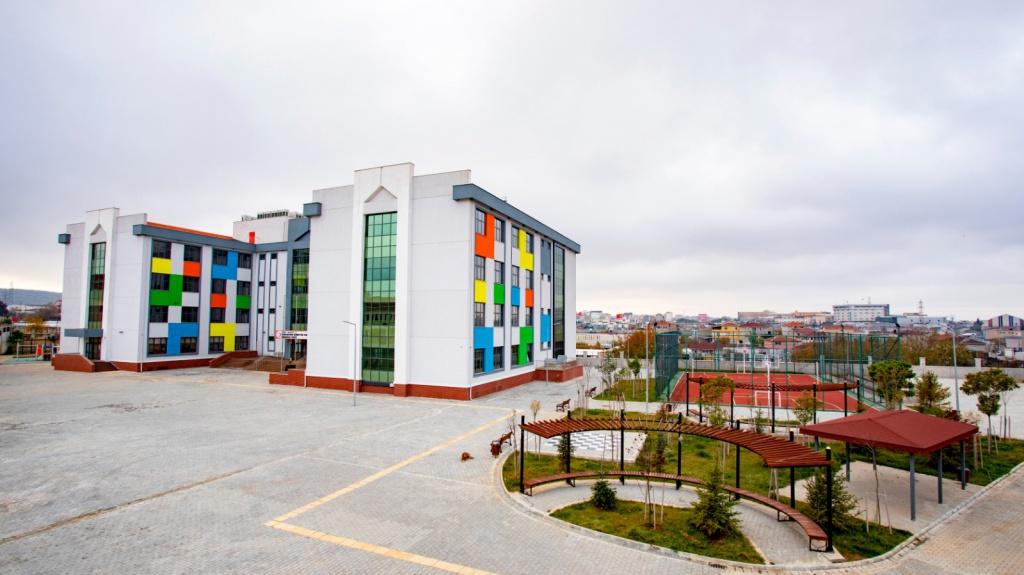 Sancaktepe Nurettin Topçu Anadolu Lisesi