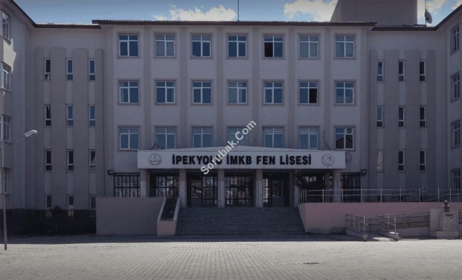 İpekyolu İMKB Fen Lisesi