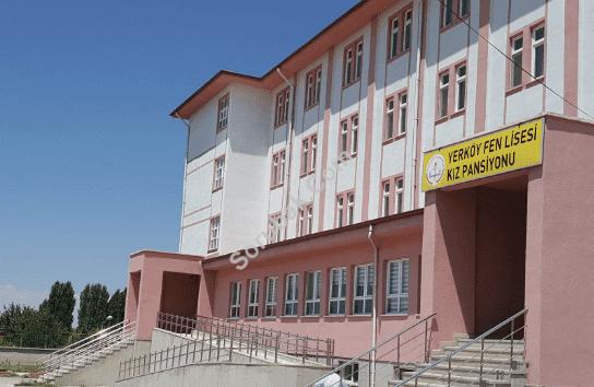 Yerköy Şehit İdris Aydoğdu Fen Lisesi