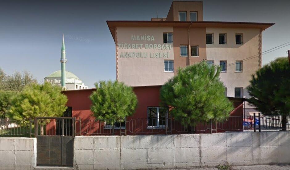 Manisa Ticaret Borsası Anadolu Lisesi