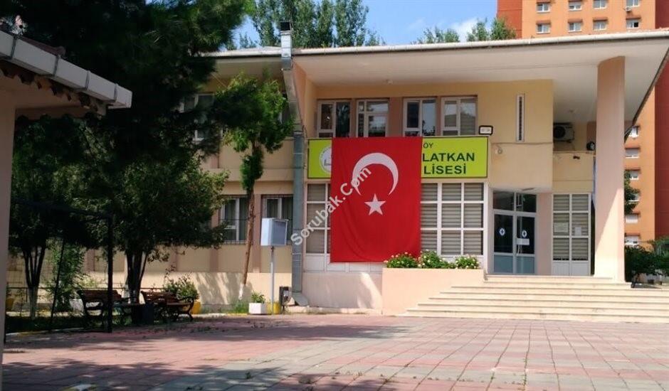 Hasan Polatkan Anadolu Lises