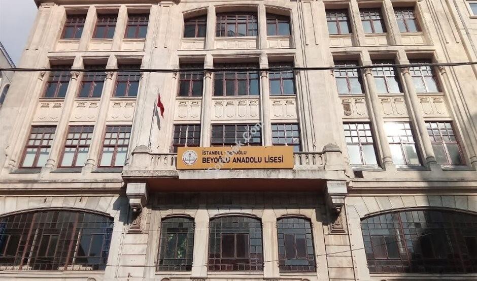 Beyoğlu Kız Anadolu Lisesi