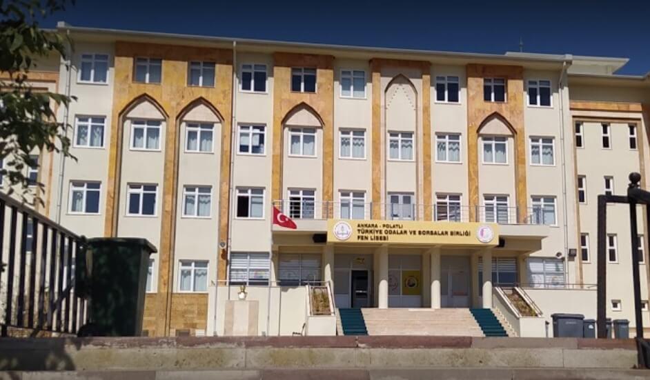 Polatlı TOBB Fen Lisesi resmi