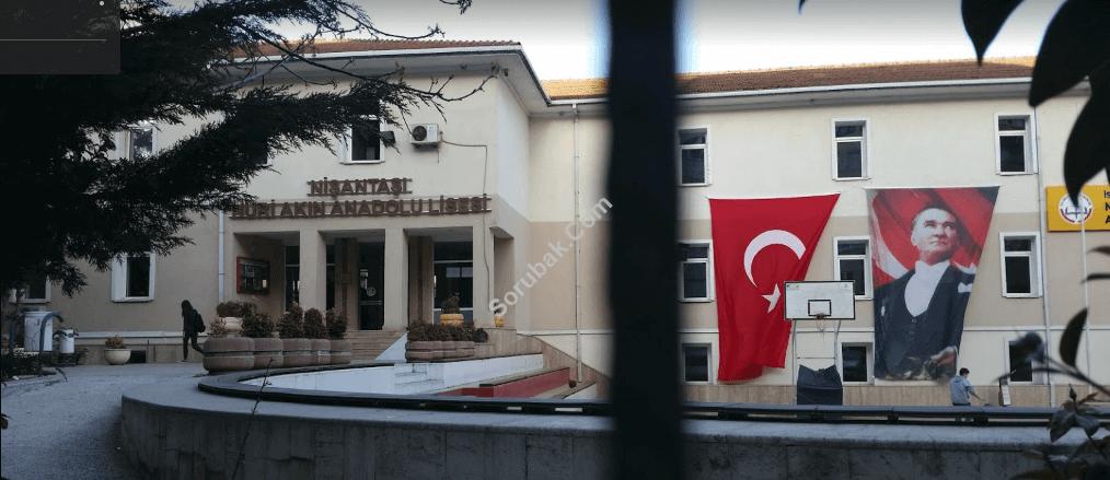 Nişantaşı Nuri Akın Anadolu Lisesi