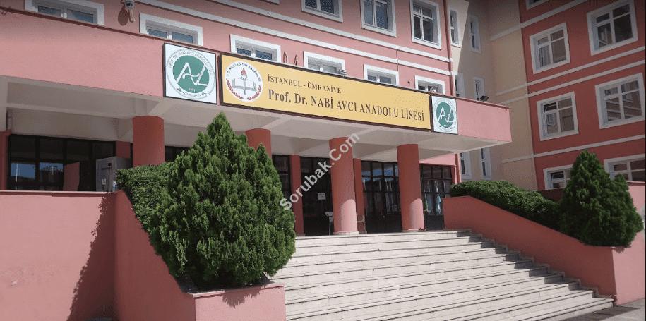 Prof. Dr. Nabi Avcı Fen Lisesi