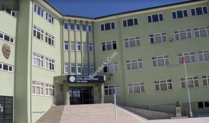 Fatma Mehmet Cadıl Fen Lisesi