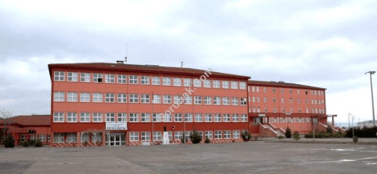 Aksaray Şehit Pilot Hamza Gümüşsoy Fen Lisesi
