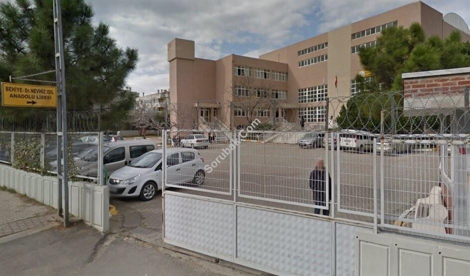 Behiye Dr.Nevhiz Işıl Anadolu Lisesi resmi