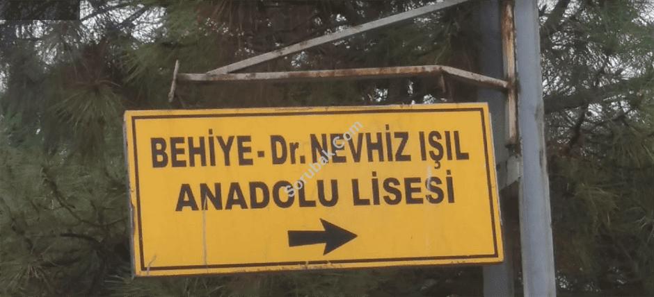 Behiye Dr.Nevhiz Işıl Anadolu Lisesi
