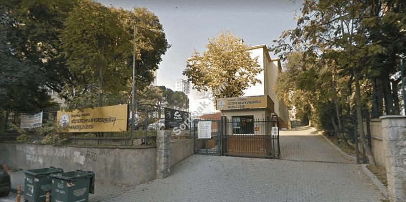 Göztepe İhsan Kurşunoğlu Anadolu Lisesi