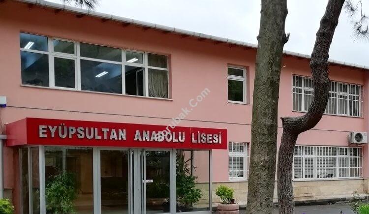 Eyüpsultan Anadolu Lisesi