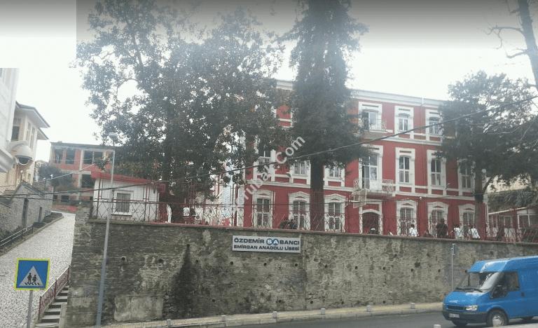 Özdemir Sabancı Emirgan Anadolu Lisesi
