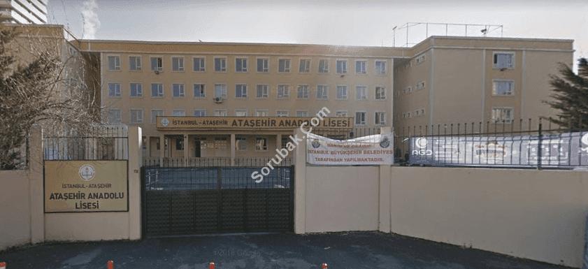 Ataşehir Anadolu Lisesi