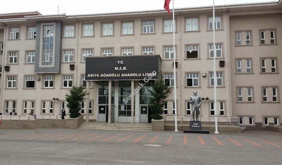 Asiye Ağaoğlu Anadolu Lisesi