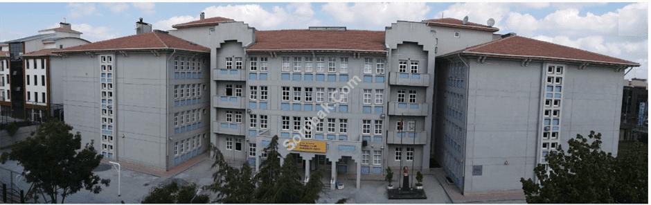 Sağmalcılar Anadolu Lisesi