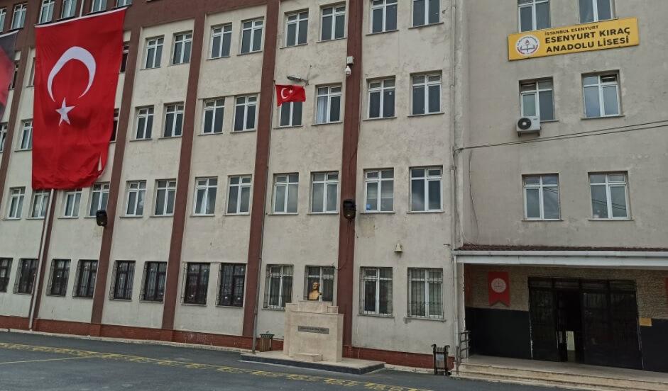 Esenyurt Kıraç Anadolu Lisesi resmi