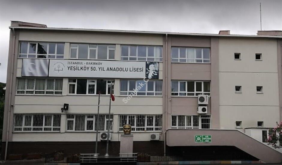 Yeşilköy 50. Yıl Anadolu Lis
