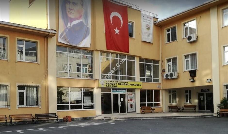 Behçet Canbaz Anadolu Lisesi