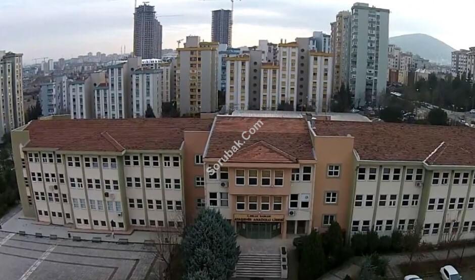 TEB Ataşehir Anadolu Lisesi resmi