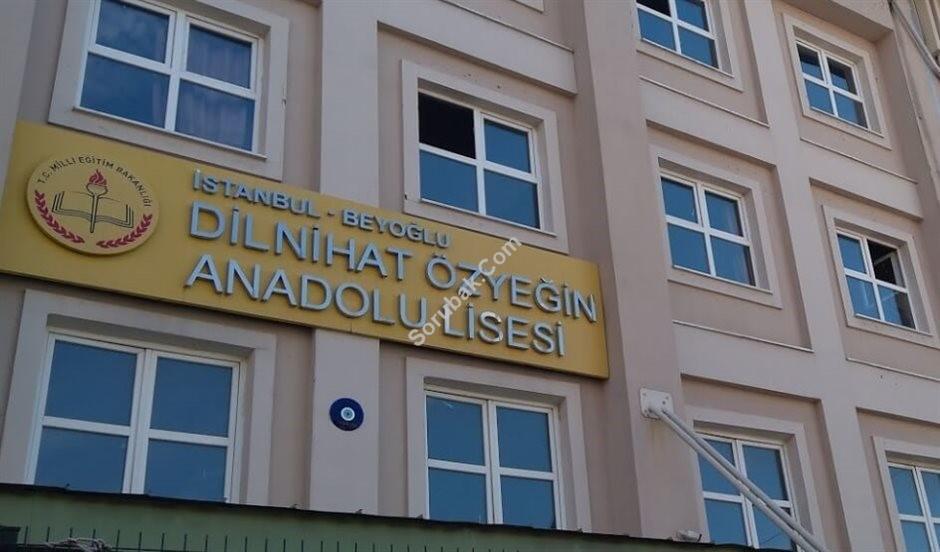 Dilnihat Özyeğin Anadolu Lis