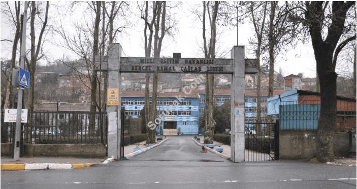 Behçet Kemal Çağlar Anadolu Lisesi