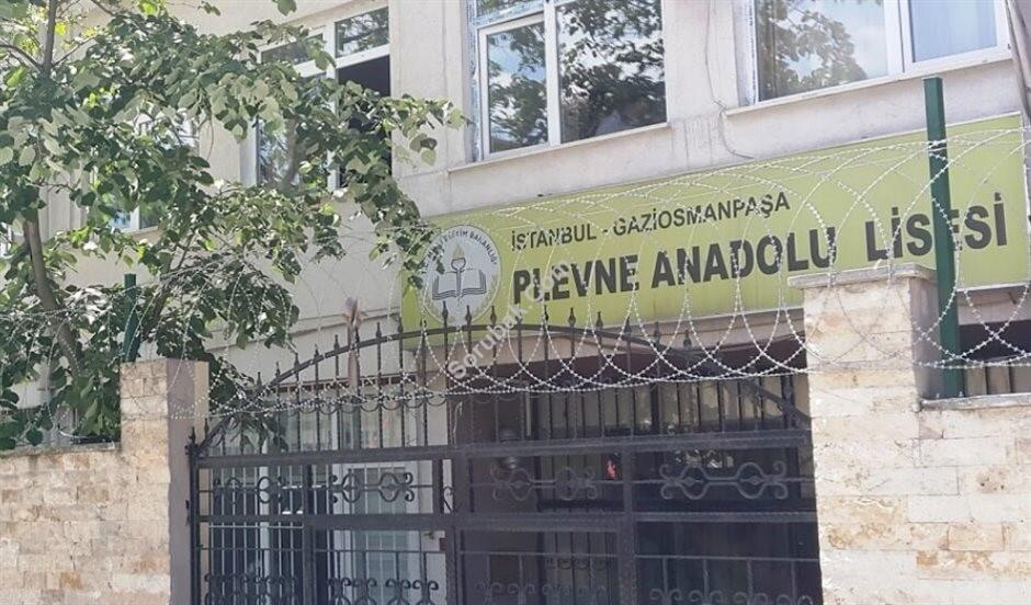 Plevne Anadolu Lisesi resmi