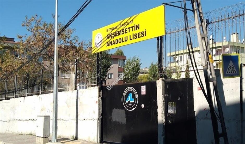 Bağcılar Akşemsettin Anadolu Lisesi