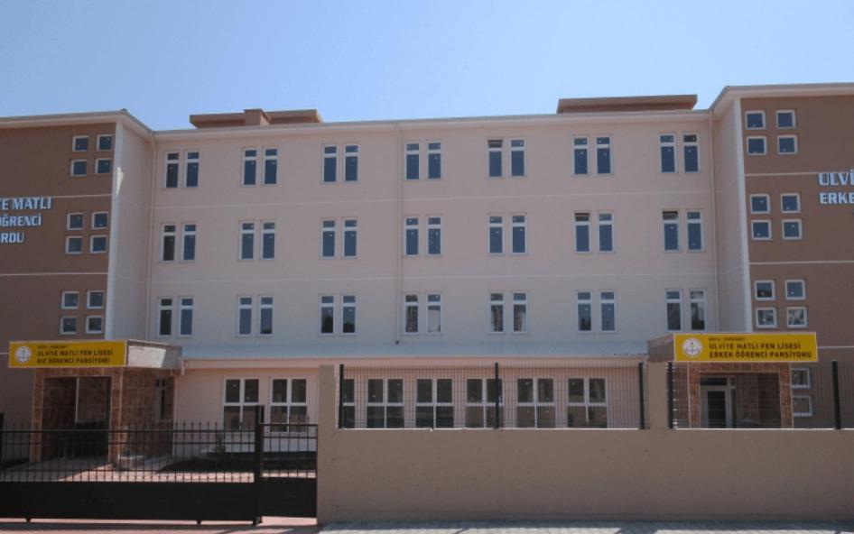 Karacabey Ulviye Matlı Fen Lisesi