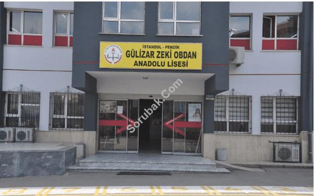 Gülizar Zeki Obdan Anadolu Lisesi