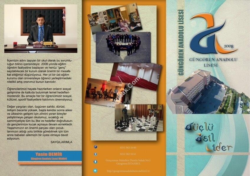 Güngören Anadolu Lisesi