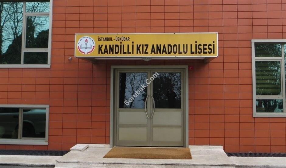 Kandilli Kız Anadolu Lisesi