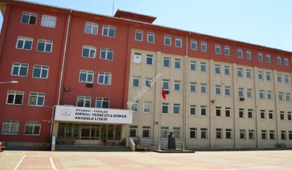 Amiral Vehbi Ziya Dümer Anadolu Lisesi