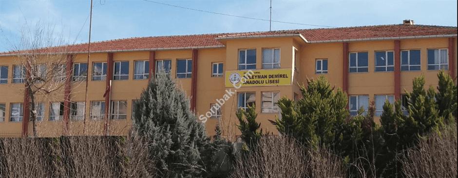 Süleyman Demirel Anadolu Lisesi