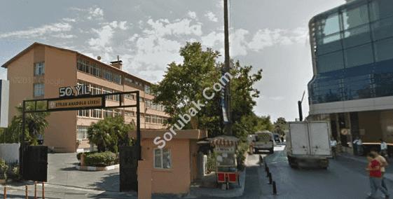 Etiler Anadolu Lisesi