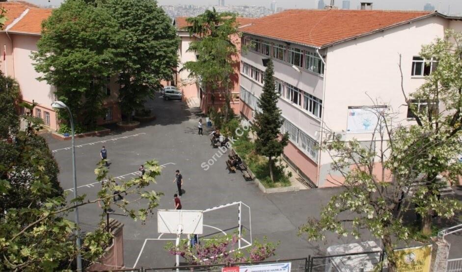 Burhan Felek Anadolu Lisesi resmi