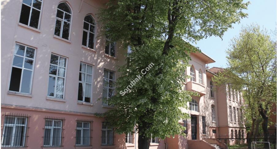 Burhan Felek Anadolu Lisesi