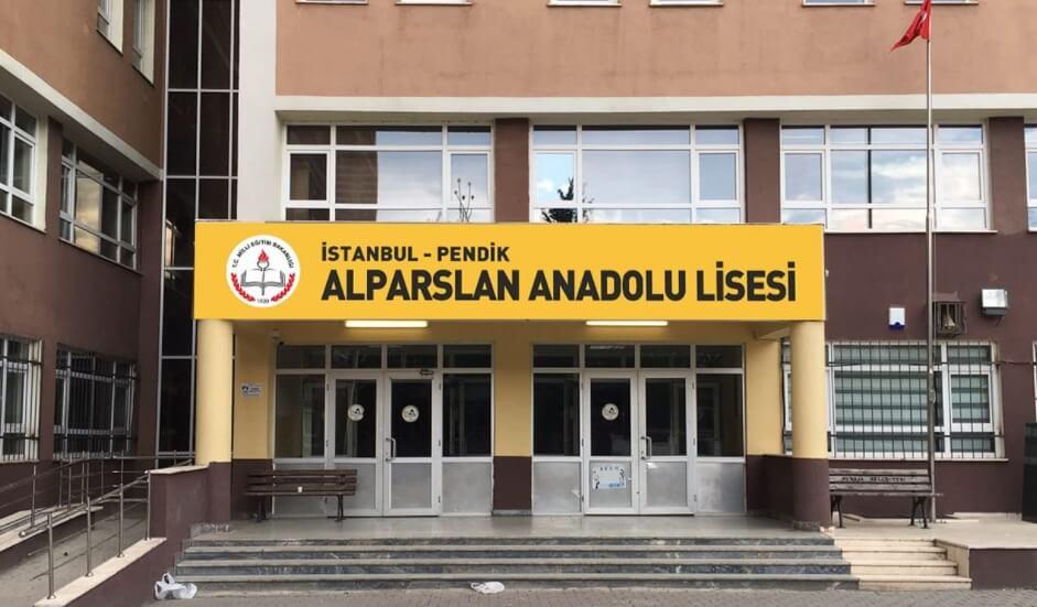 Alparslan Anadolu Lisesi İstanbul/Pendik