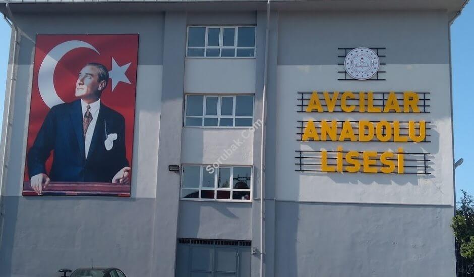Avcılar Anadolu Lisesi