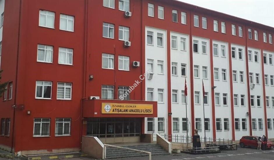 Atışalanı Anadolu Lisesi