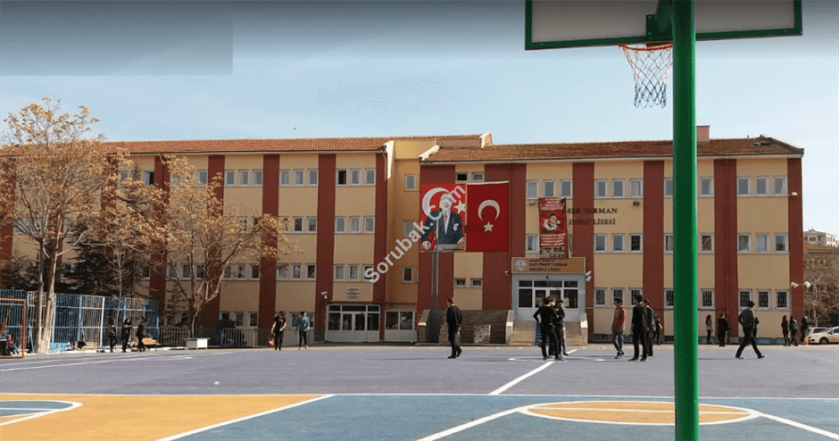 Hacı Ömer Tarman Anadolu Lisesi