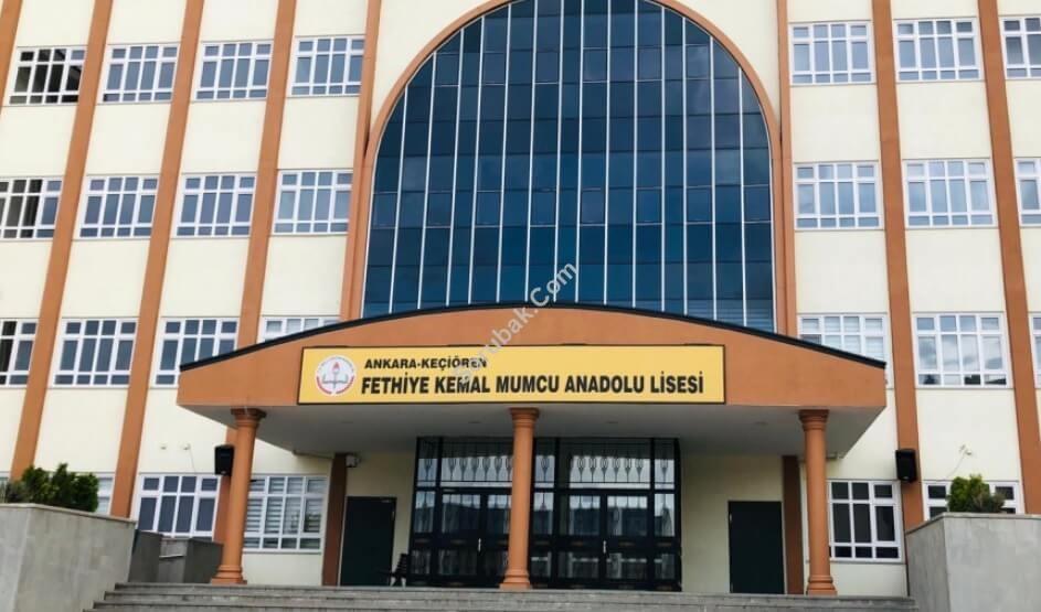 Fethiye Kemal Mumcu Anadolu Lisesi