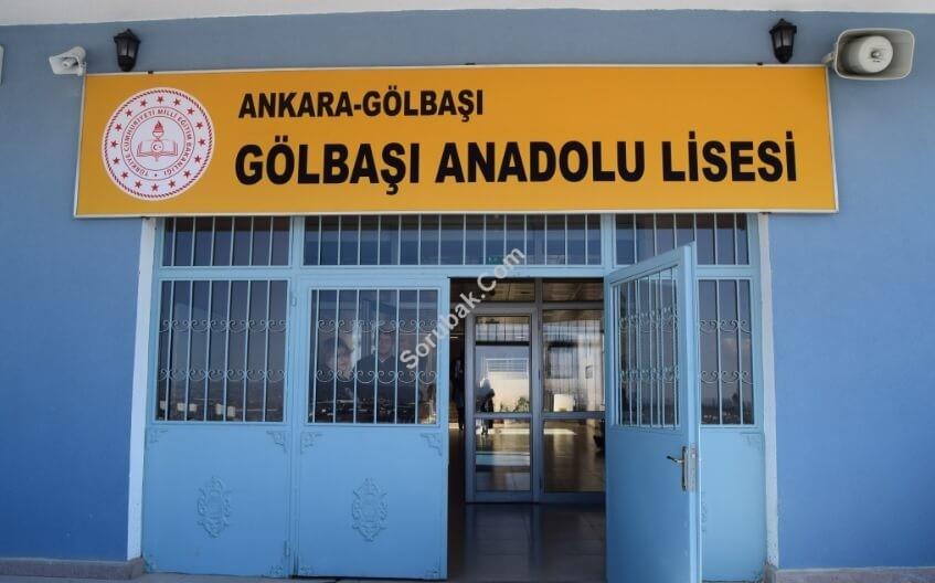 Gölbaşı Anadolu Lisesi