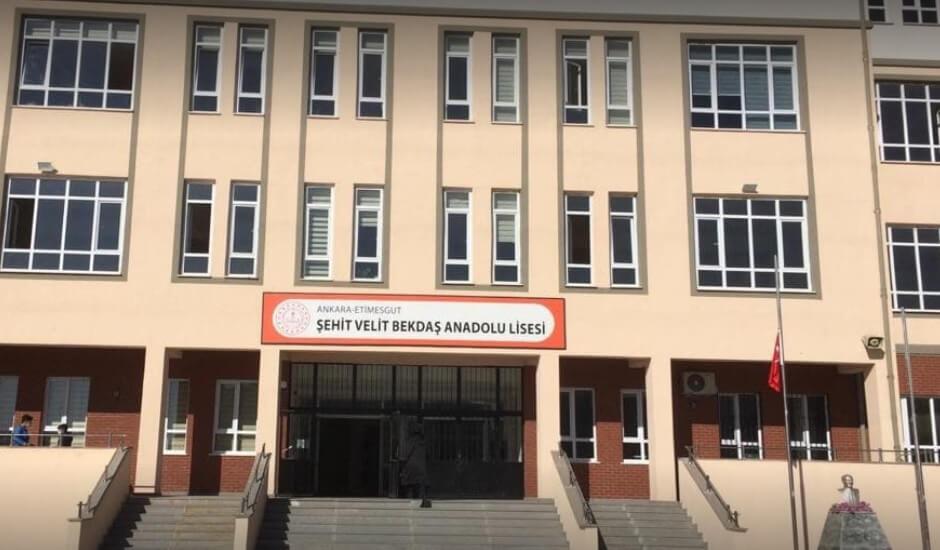 Şehit Velit Bekdaş Anadolu Lisesi