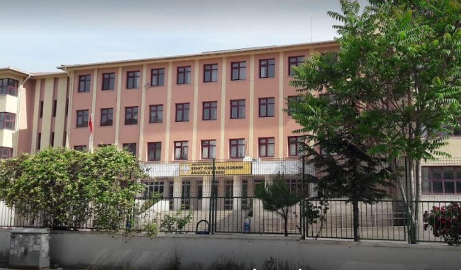 Şehit Ömer Halisdemir Anadolu Lisesi resmi